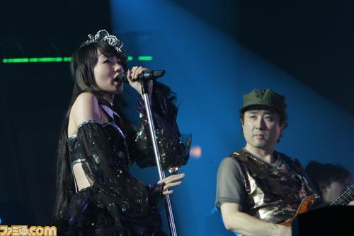 NANA MIZUKI LIVE FIGHTER 2008 〜BLUE SIDE〜 supported by アニメロミックス