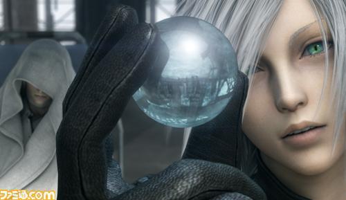 تقرير Final Fantasy Advent Children