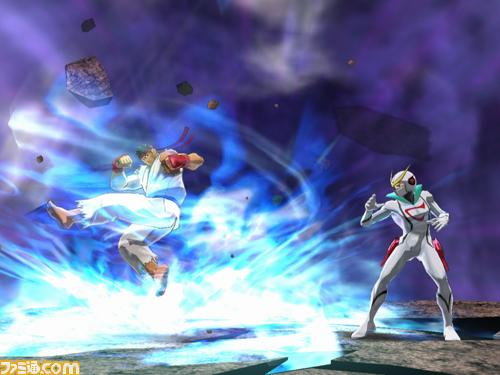 tatunoko01 Capcom vs Tatsunoko
