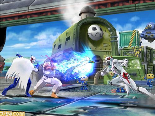 tatunoko03 Capcom vs Tatsunoko