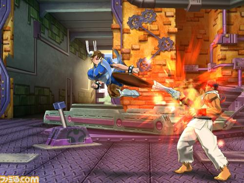tatunoko07 Capcom vs Tatsunoko