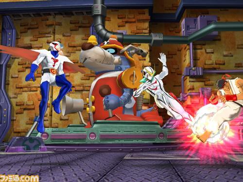 tatunoko12 Capcom vs Tatsunoko