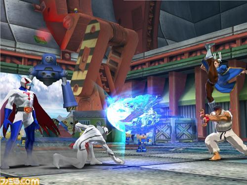 tatunoko14 Capcom vs Tatsunoko