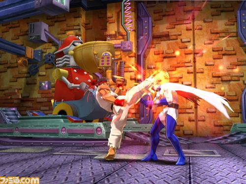 tatunoko24 Capcom vs Tatsunoko
