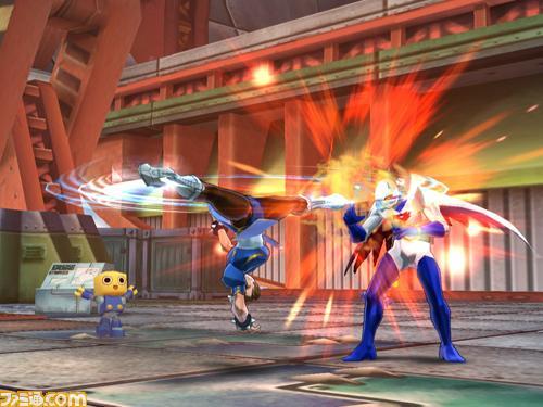 tatunoko31 Capcom vs Tatsunoko