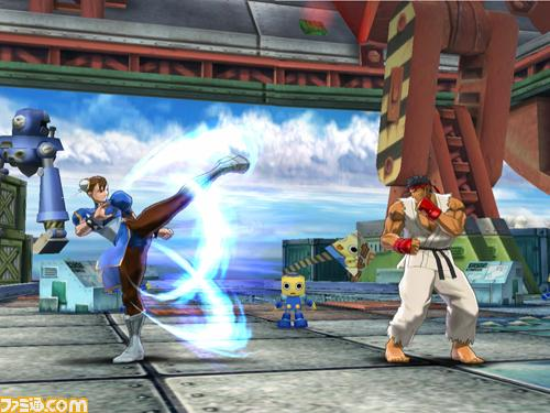 tatunoko32 Capcom vs Tatsunoko
