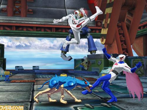 tatunoko33 Capcom vs Tatsunoko