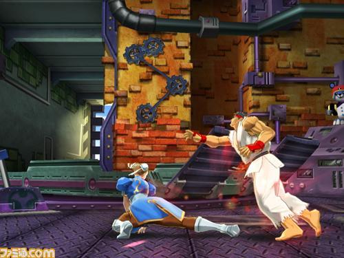 tatunoko38 Capcom vs Tatsunoko