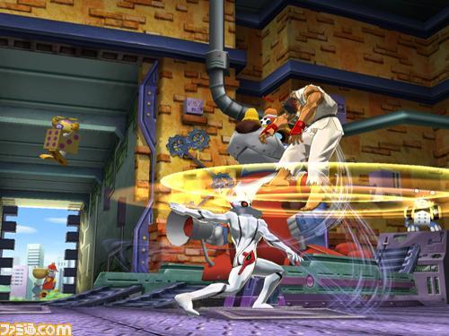 tatunoko42 Capcom vs Tatsunoko