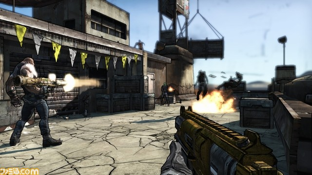 Borderlands E3 Screenshot 1