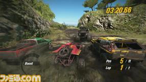 MotorStorm 21