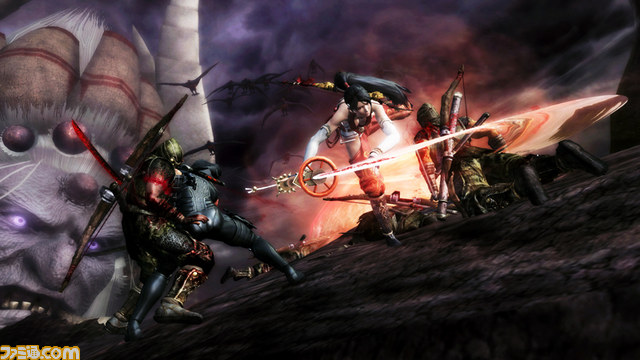 Ninja Gaiden 3 Famitsu