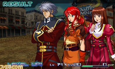 『PROJECT X ZONE(プロジェクト クロスゾーン)』登場キャラクター続々&オリジナルキャラクターも判明!!_06