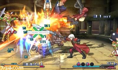 『PROJECT X ZONE(プロジェクト クロスゾーン)』登場キャラクター続々&オリジナルキャラクターも判明!!_15