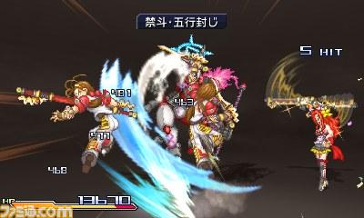 『PROJECT X ZONE(プロジェクト クロスゾーン)』登場キャラクター続々&オリジナルキャラクターも判明!!_32