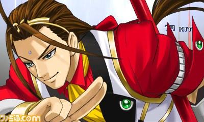 『PROJECT X ZONE(プロジェクト クロスゾーン)』登場キャラクター続々&オリジナルキャラクターも判明!!_38
