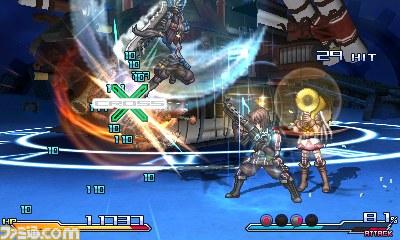『PROJECT X ZONE(プロジェクト クロスゾーン)』登場キャラクター続々&オリジナルキャラクターも判明!!_45
