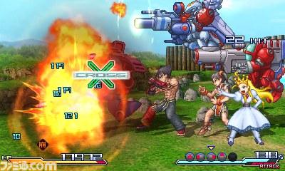 『PROJECT X ZONE(プロジェクト クロスゾーン)』登場キャラクター続々&オリジナルキャラクターも判明!!_56