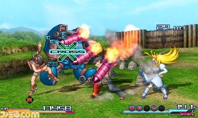『PROJECT X ZONE(プロジェクト クロスゾーン)』登場キャラクター続々&オリジナルキャラクターも判明!!_57