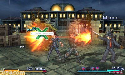 『PROJECT X ZONE(プロジェクト クロスゾーン)』登場キャラクター続々&オリジナルキャラクターも判明!!_61