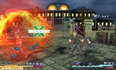 『PROJECT X ZONE(プロジェクト クロスゾーン)』登場キャラクター続々&オリジナルキャラクターも判明!!_62