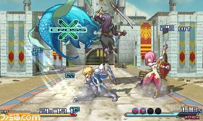 『PROJECT X ZONE(プロジェクト クロスゾーン)』登場キャラクター続々&オリジナルキャラクターも判明!!_68