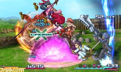 『PROJECT X ZONE(プロジェクト クロスゾーン)』の発売日が2012年10月11日に決定、早期購入限定スペシャル仕様も発表_01
