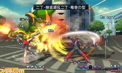 『PROJECT X ZONE(プロジェクト クロスゾーン)』登場キャラクター紹介!_03