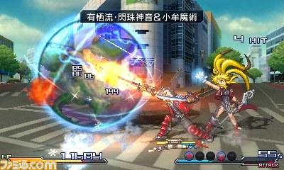 『PROJECT X ZONE(プロジェクト クロスゾーン)』登場キャラクター紹介!_05