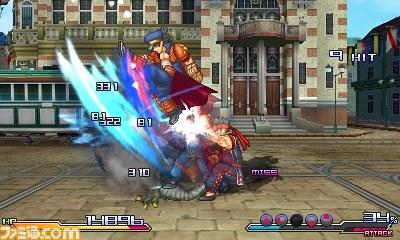 『PROJECT X ZONE(プロジェクト クロスゾーン)』登場キャラクター紹介!_29