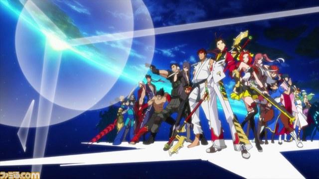 『PROJECT X ZONE(プロジェクト クロスゾーン)』登場キャラクター紹介!_55
