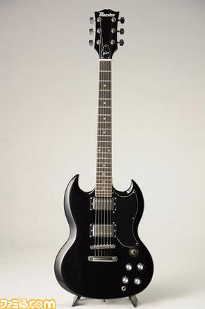 Maestro by Gibson_SG Standardセット ギター(Ebony).jpg