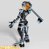 50935953cda39 Kingdom Hearts TRON: Legacy themed figures revealed