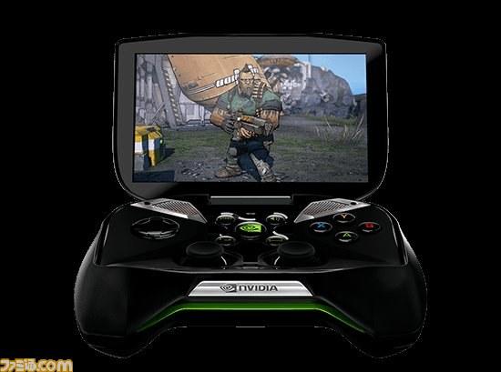 "NVIDIAがTegra4搭載の超絶携帯ゲーム機""Project SHIELD""を発表【CES 2013】_07"