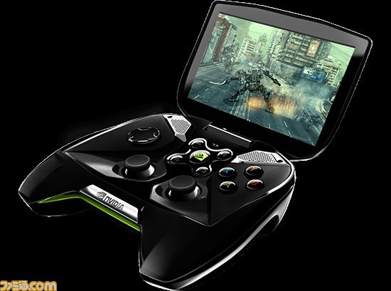 "NVIDIAがTegra4搭載の超絶携帯ゲーム機""Project SHIELD""を発表【CES 2013】_08"