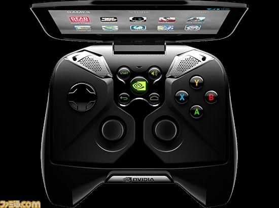"NVIDIAがTegra4搭載の超絶携帯ゲーム機""Project SHIELD""を発表【CES 2013】_09"