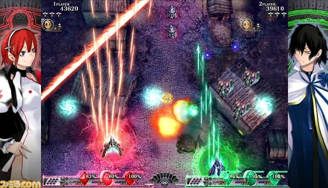 Xbox 360用ゴシックホラーシューティング『カラドリウス(Caladrius)』発売決定!_05