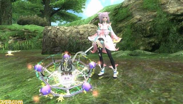 PS Vita版『ファンタシースターオンライン2』スペシャルパッケージの販売店別特典が公開! 同梱特典の詳細も判明_09