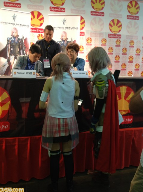 Japan Expoに『FFX/X-2 HDリマスター』新情報や『ライトニング リターンズ FFXIII』と『新生FFXIV』コラボ新展開も_02