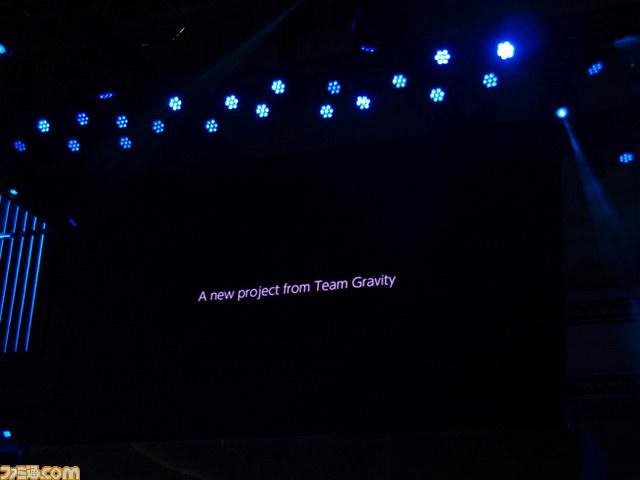 SCEJAブースで『GRAVITY DAZE』の新作映像公開!?【TGS2013】_16