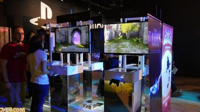 PlayStation Experienceがついに開幕! 会場の様子を写真を中心にお届け【PSX 2014】_12