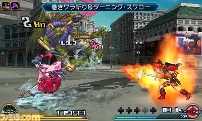 『PROJECT X ZONE 2:BRAVE NEW WORLD(プロジェクト クロスゾーン2:ブレイブニューワールド)』戦闘シーンを中心に新カットを公開!_15