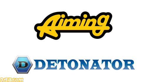 01_Aiming×DETONATORロゴ
