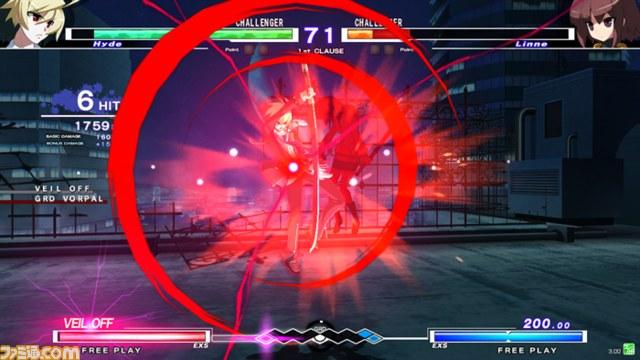 2D対戦格闘ゲーム『アンダーナイト インヴァース エクセレイト エスト』 7月23日稼動開始が決定、紹介映像も公開_01