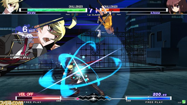 2D対戦格闘ゲーム『アンダーナイト インヴァース エクセレイト エスト』 7月23日稼動開始が決定、紹介映像も公開_02