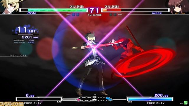 2D対戦格闘ゲーム『アンダーナイト インヴァース エクセレイト エスト』 7月23日稼動開始が決定、紹介映像も公開_03