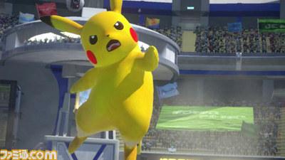 "Wii U版『ポッ拳 POKKEN TOURNAMENT』が2016年春発売決定! ""マスクド・ピカチュウ""が参戦決定!_09"
