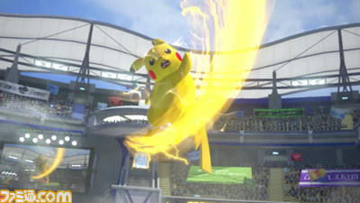 "Wii U版『ポッ拳 POKKEN TOURNAMENT』が2016年春発売決定! ""マスクド・ピカチュウ""が参戦決定!_10"