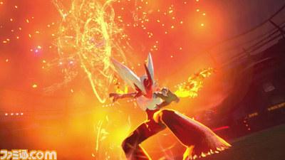 "Wii U版『ポッ拳 POKKEN TOURNAMENT』が2016年春発売決定! ""マスクド・ピカチュウ""が参戦決定!_17"