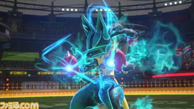 "Wii U版『ポッ拳 POKKEN TOURNAMENT』が2016年春発売決定! ""マスクド・ピカチュウ""が参戦決定!_18"